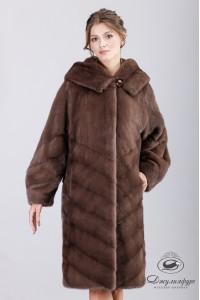 Пальто из норки AR-110