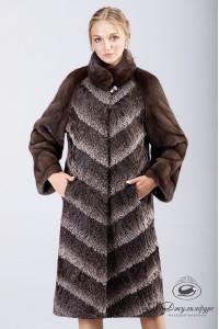 Пальто из каракуля ОК-24